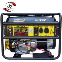 Аренда генератора HUTER DY6500LX